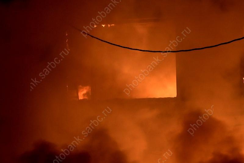 Сельчанка скончалась напожаре всвоем доме