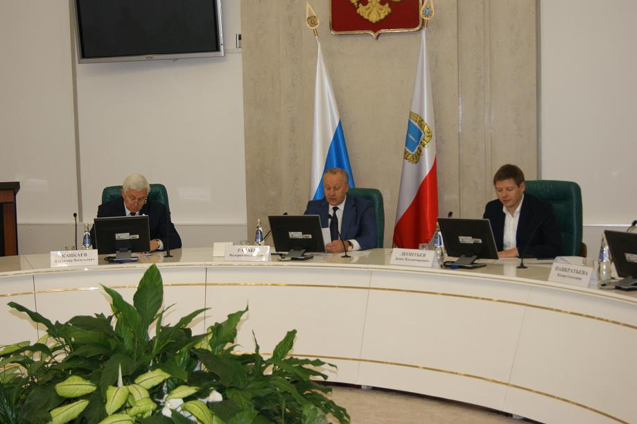 Саратов выбран «модельным городом» поблагоустройству в РФ