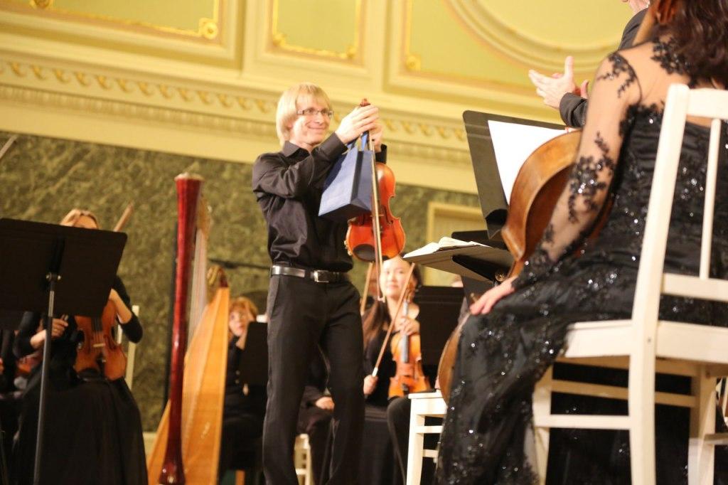 Молодой скрипач изСевастополя стал победителем интернационального конкурса скрипачей