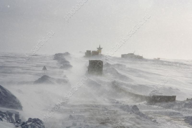 Навыходных вСаратовской области ожидаются метель игололед
