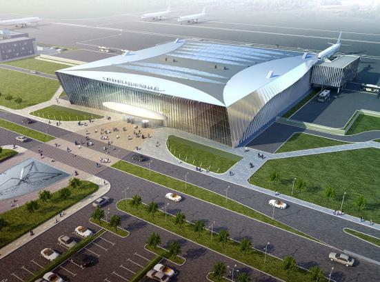 Структура «Реновы» предложила строить саратовский аэропорт врамках концессии