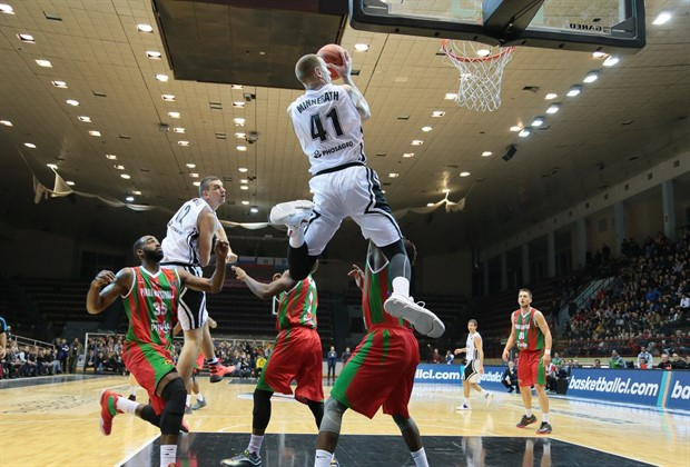 «Автодор» проиграл клубу «Пинар Каршияка» вматче Лиги чемпионов FIBA