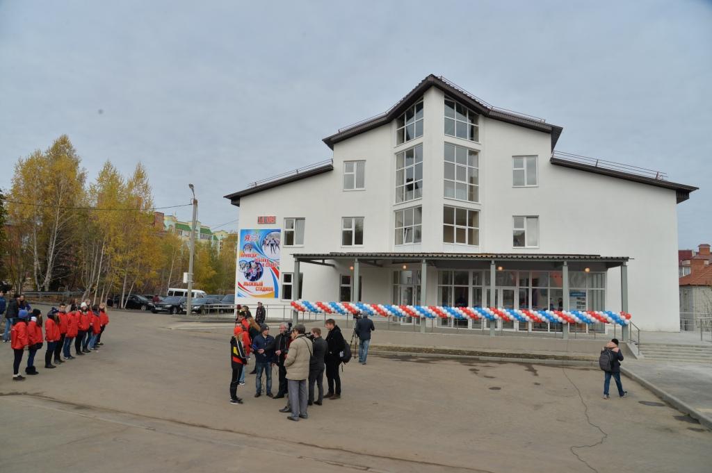 ВСаратове генпрокуратура выявила недочеты нановом лыжном стадионе