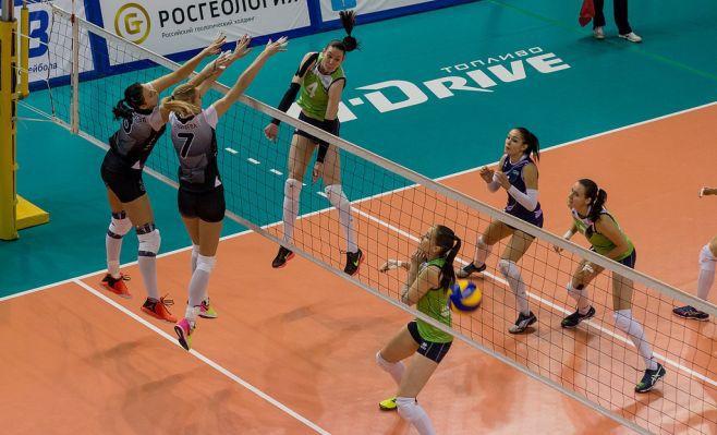 Столичное «Динамо» стало первым финалистом Кубка Российской Федерации поволейболу вКазани