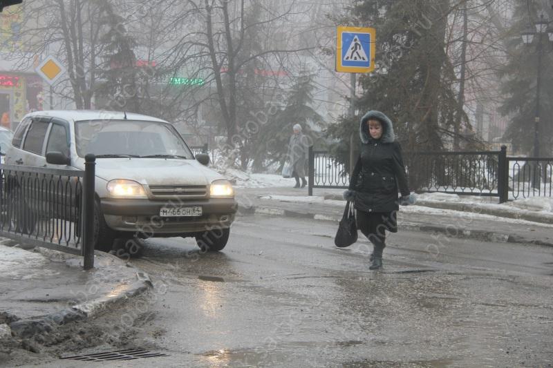 ГИБДД Саратова начала операцию «Пешеход»