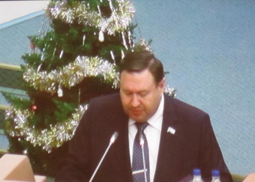 Осужденный покоррупционным статьям прошлый мэр Саратова получил благодарственное письмо городской думы