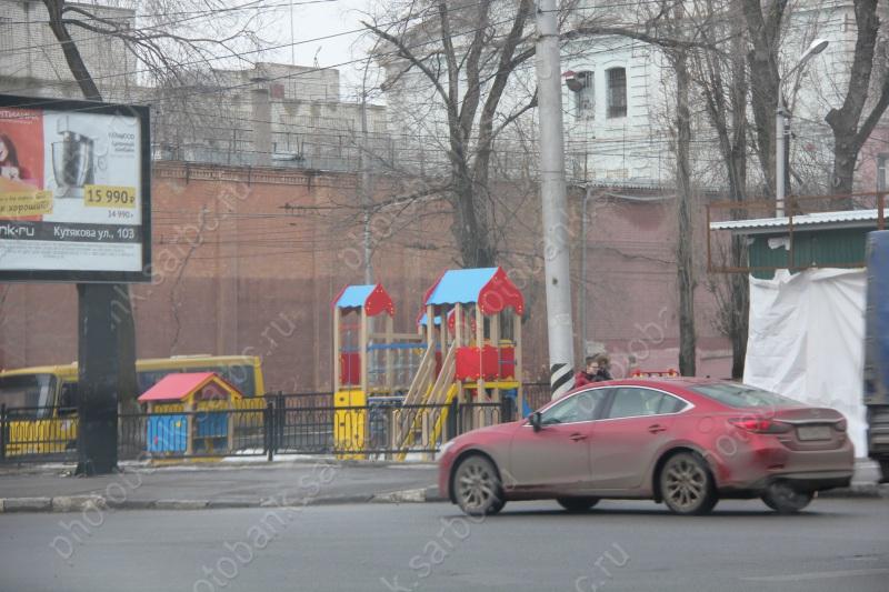 В больнице скончался арестант саратовского СИЗО