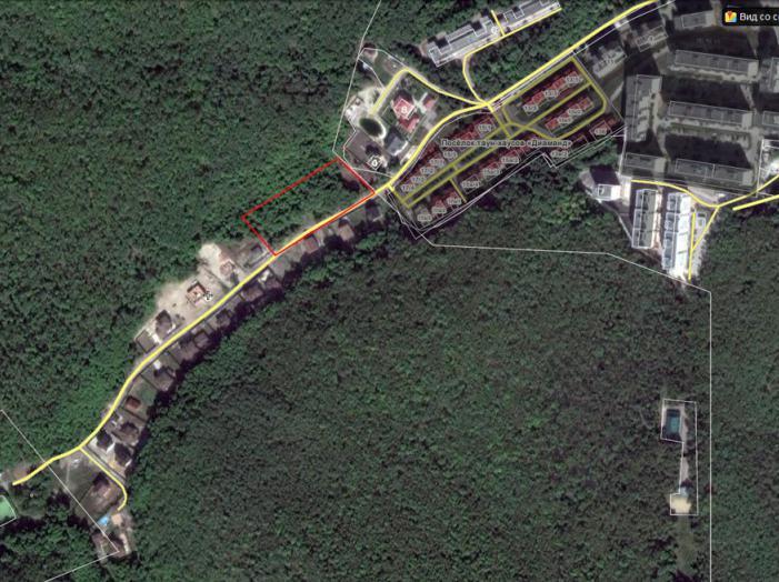 На слушаниях одобрили скрытый пункт о застройке части леса