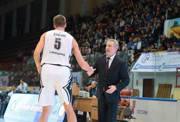 Томислав Зубчич оставляет баскетбольный клуб «Автодор»