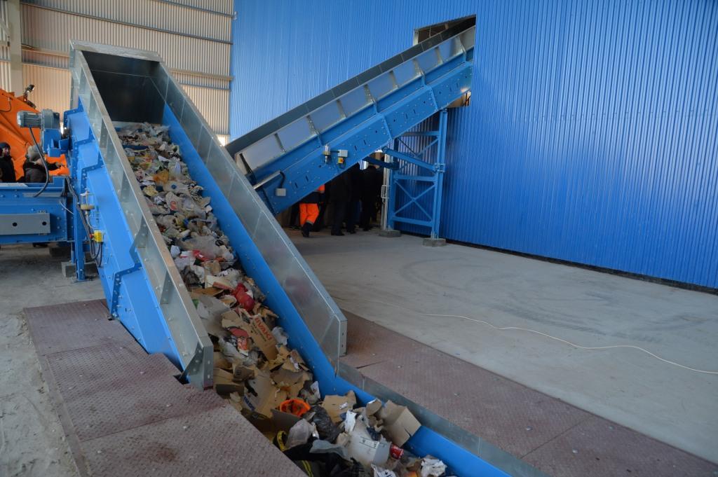 Губернатор лично присутствовал наоткрытии мусороперерабатывающего завода вБалаково Новости, Экономика