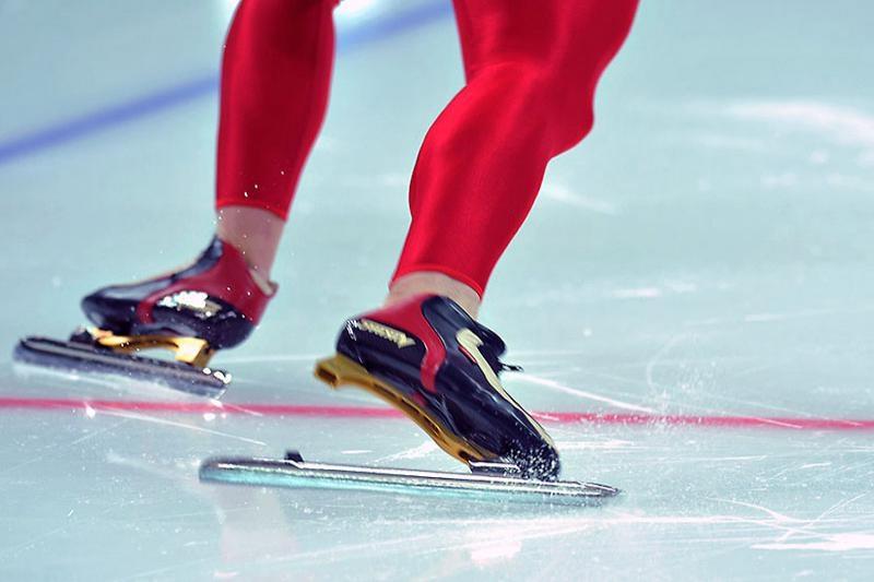 Данила Семериков— чемпион РФ поконькобежному спорту на5000м