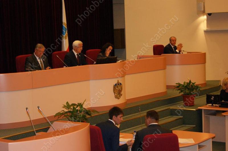 Недостаток бюджета Саратовской области сократили на1,4 млрд руб.