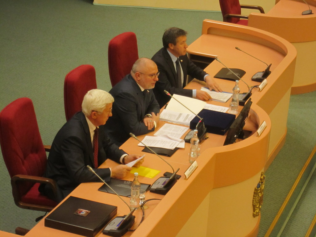 Систему бесплатной юридической помощи нужно улучшать— Владимир Капкаев