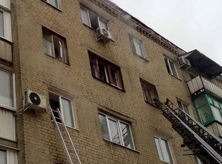 Взрыв газа вСаратове не сломал  несущих конструкций дома