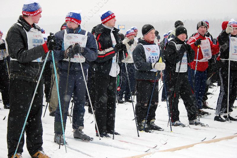 На «Лыжню России» вСаратовской области выйдут 12 тыс. человек