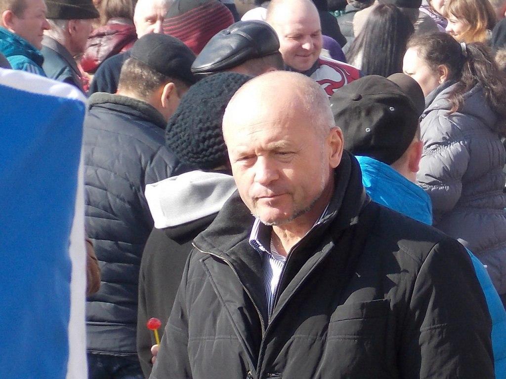 Задержан глава Марксовского района Олег Тополь