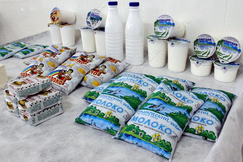 Потребление продуктов измолока вПФО упало на3,2%