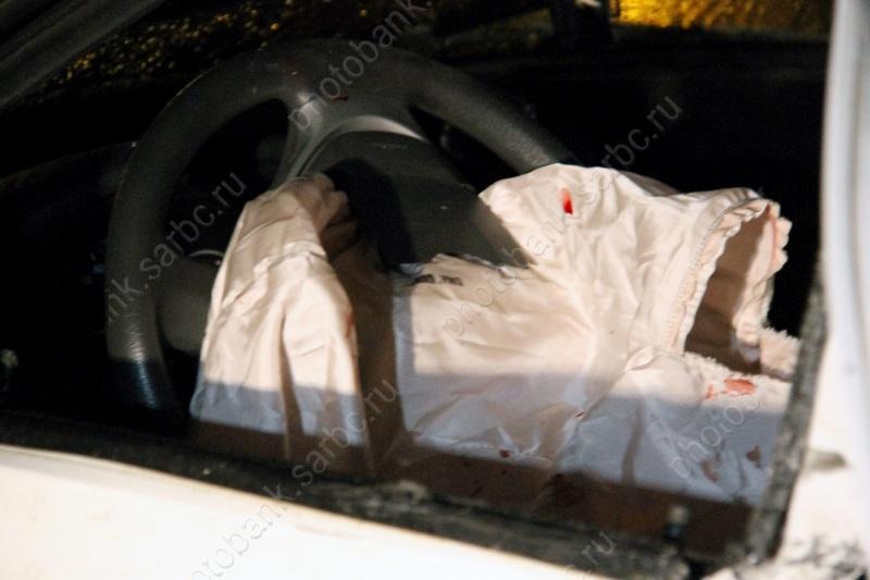 Вавтокатастрофе натрассе погибла женщина-водитель