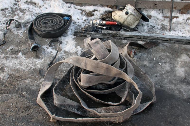 ВДомах 8Марта произошел пожар
