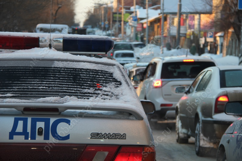 Напроспекте Кирова словили нетрезвого автомобилиста без прав