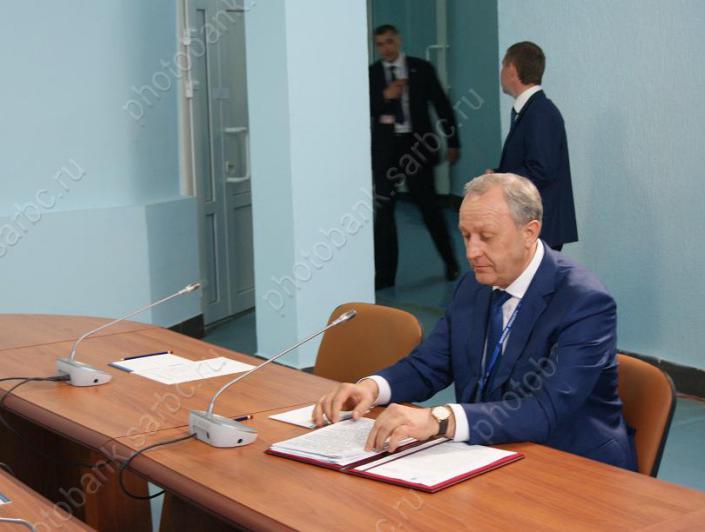 Валерий Радаев примет участие винвестиционном консилиуме вСочи