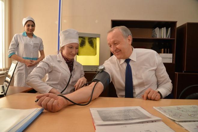 ВСаратове стартует проект поподдержке фельдшеров «скорой помощи»