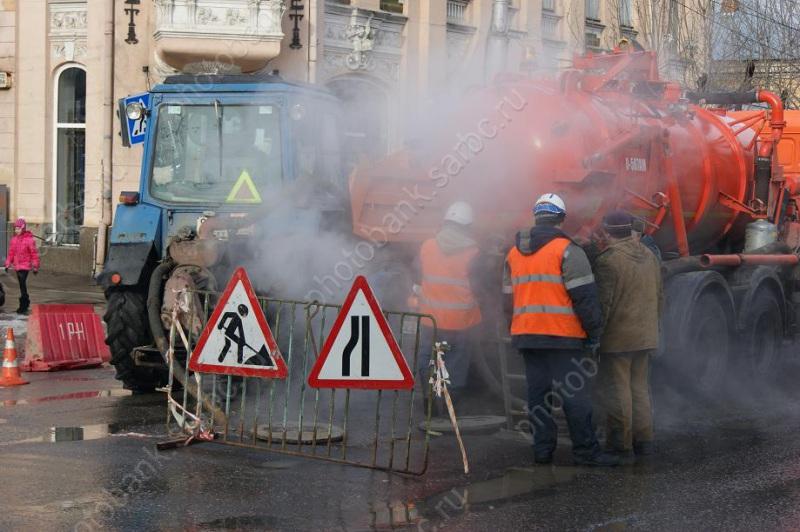 Энергетики предупреждают городских жителей обограничении движения транспорта наулице Шевченко