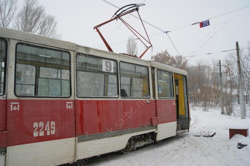 1марта вСаратове снова могут остановиться трамваи итроллейбусы