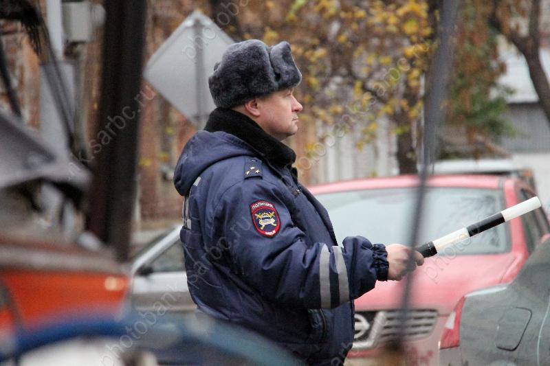 Водителя осудили заудар полицу инспектора ГИБДД