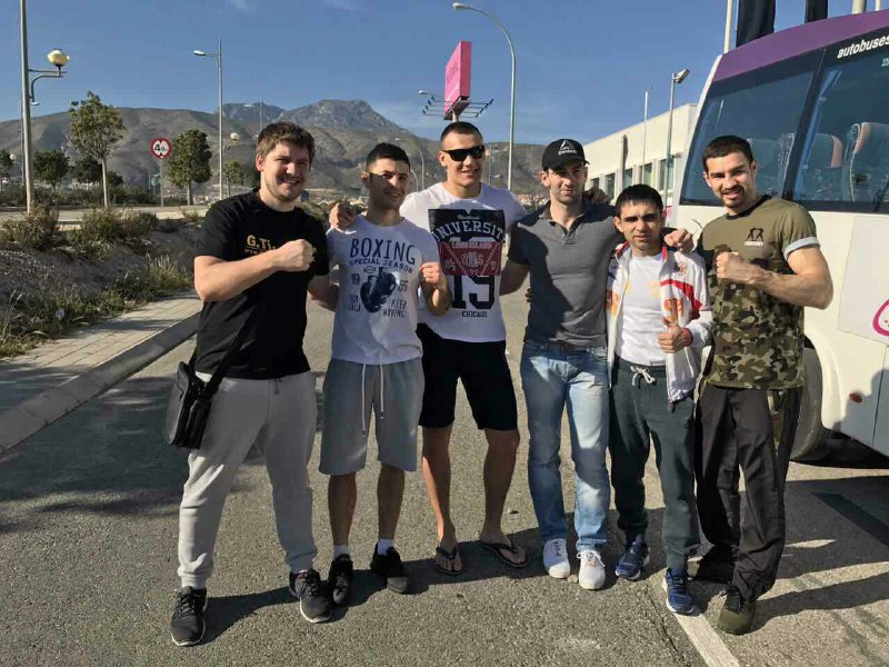 Саратовский боксер Чеботарев проведет бой виспанском цирке