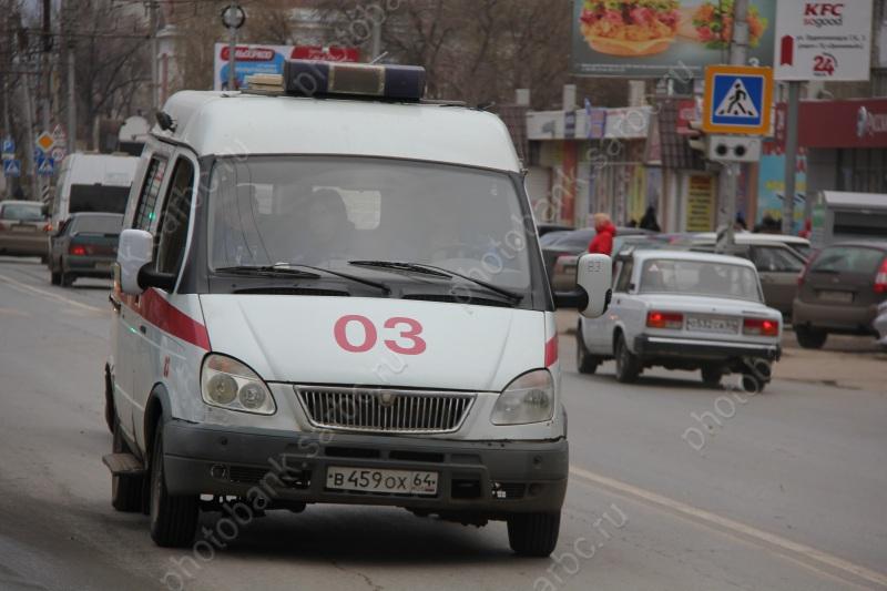Годовалая девочка выпила средство для чистки труб вОренбурге