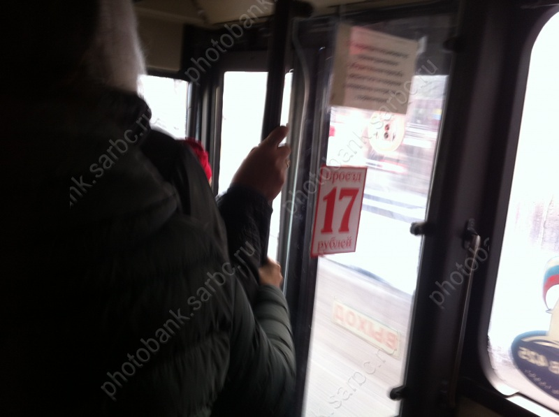 Засутки вобщественном транспорте Саратова пострадали 5 человек