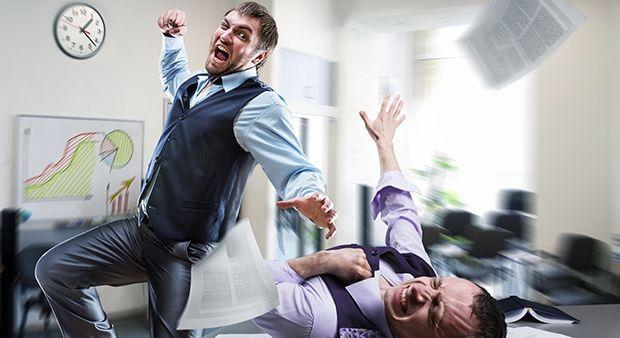 8% служащих компаний Оренбургской области конфликтуют наработе каждую неделю