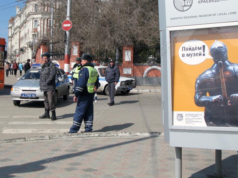 Улицу Радищева перекроют для автомобилистов 18марта