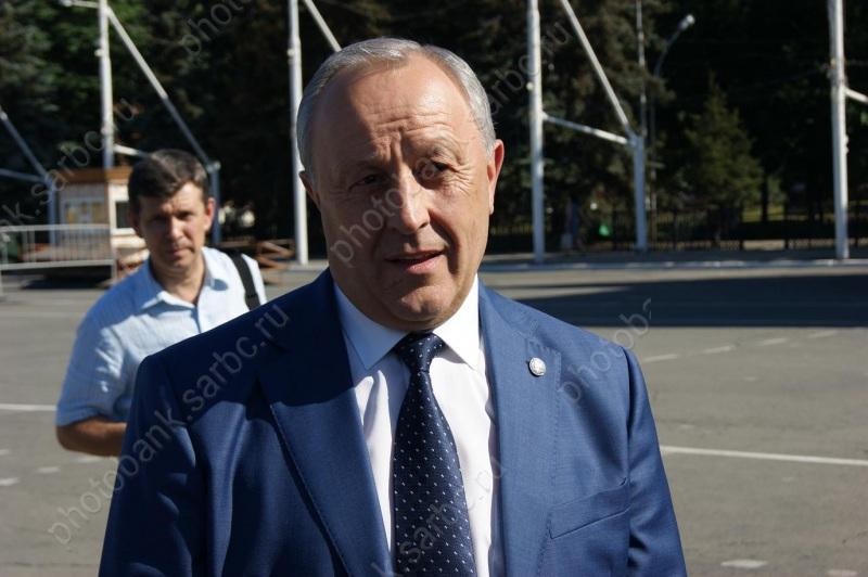 Путин назначил Радаева и.о.губернатора Саратовской области