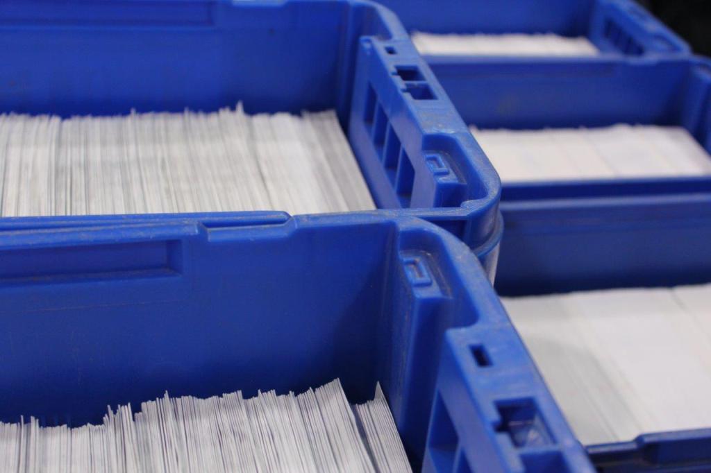 «Почта России» вследующем году вдвое сократила оборот «серой почты»