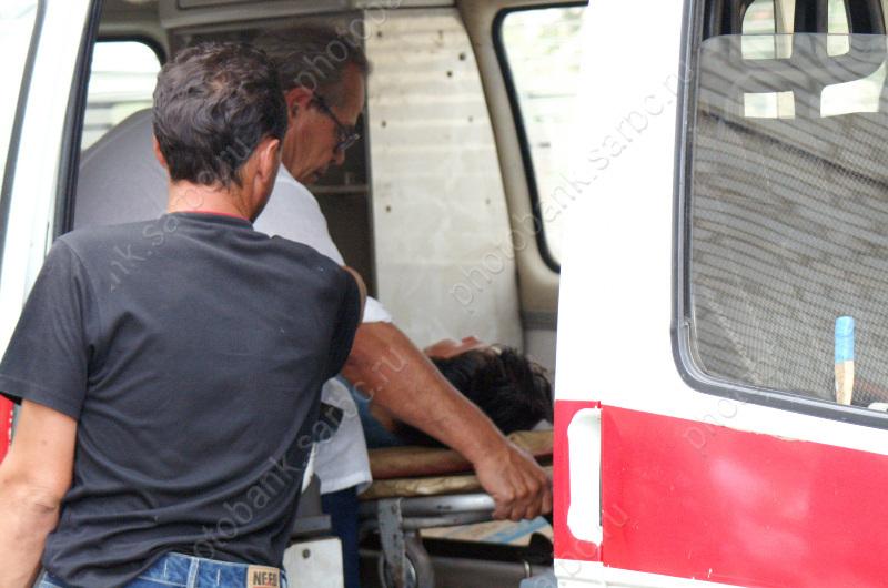 ВХвалынске шофёр  «десятки» сбил 2-х  человек и исчез