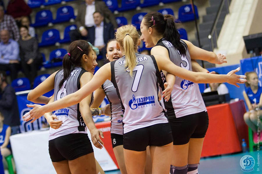 Саратовский «Протон» обыграл «Сахалин» в заключительном туре чемпионата РФ