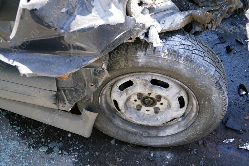 В трагедии наМаяковского вЭнгельсе Саратовской области пострадал мужчина