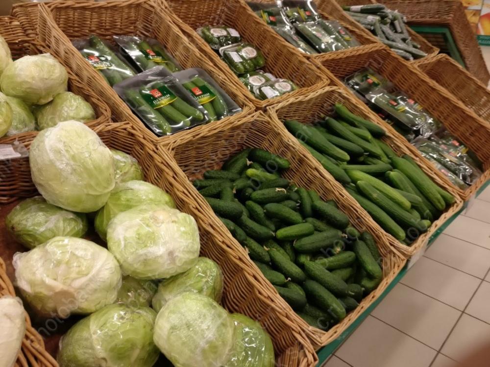 ВСамарской области увеличились вцене картофель, капуста иморковь
