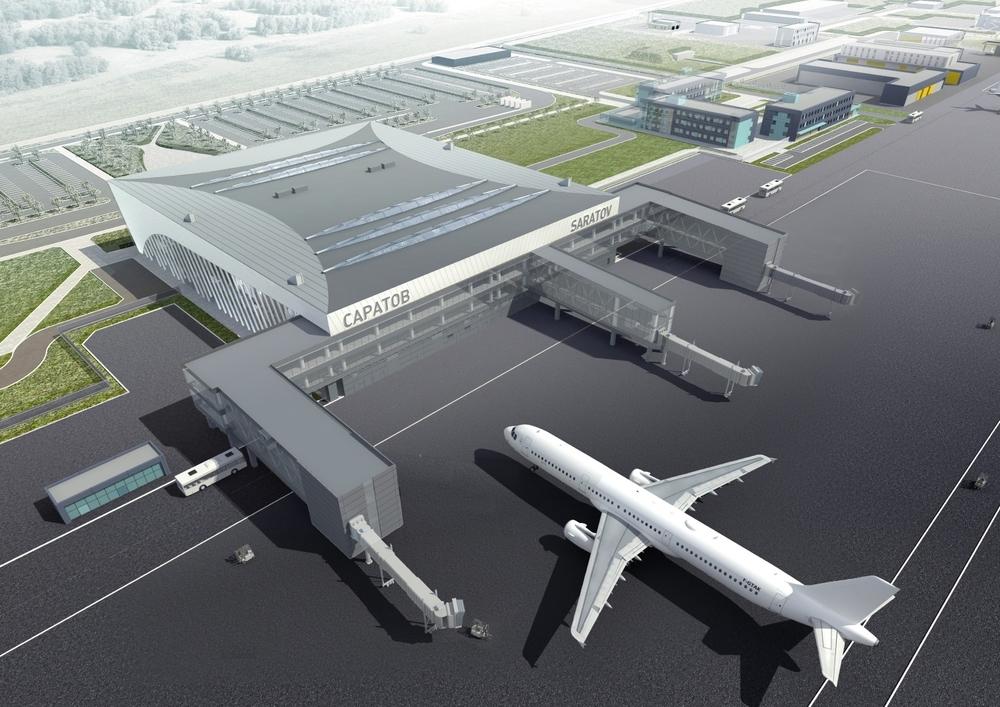 Определен генподрядчик возведения нового аэропорта вСаратове