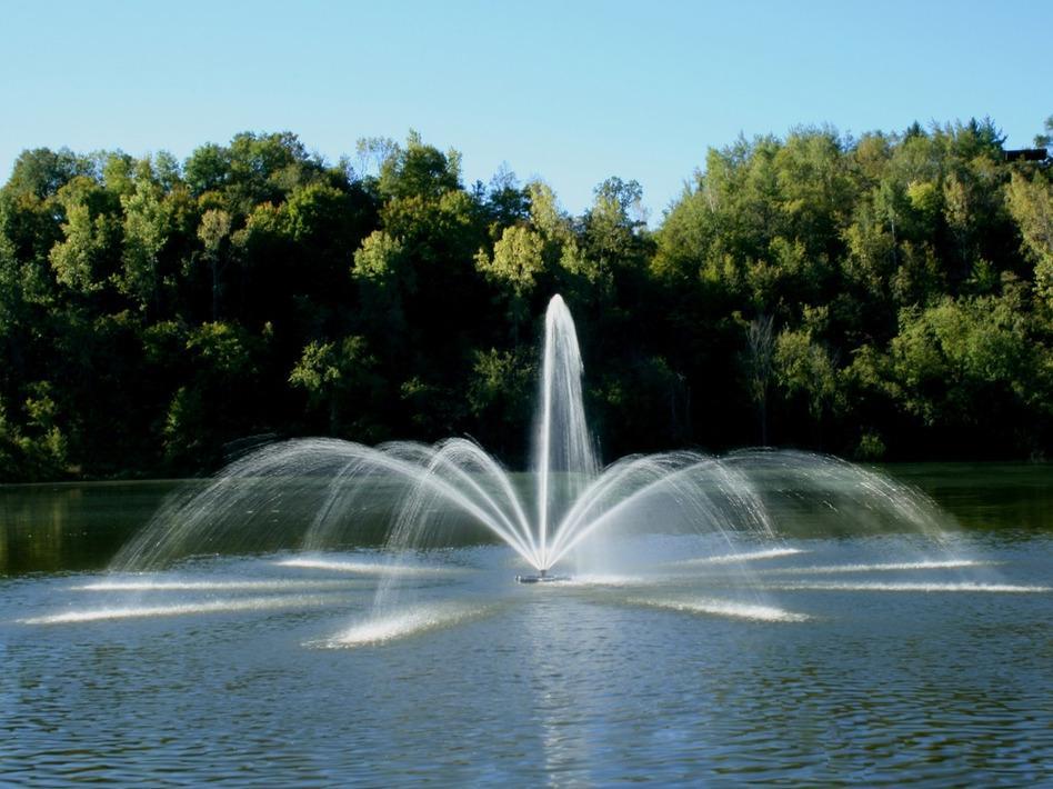 НаВолге унабережной Саратова появится плавающий фонтан