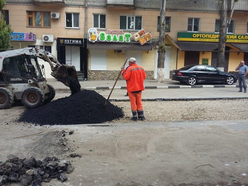 Вцентре Саратова натеплотрассе произошла крупная авария