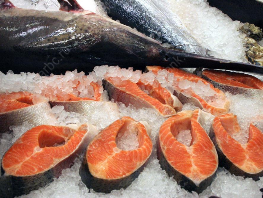 ВСаратовской области изъяты 1,2 тонны непонятной рыбной продукции