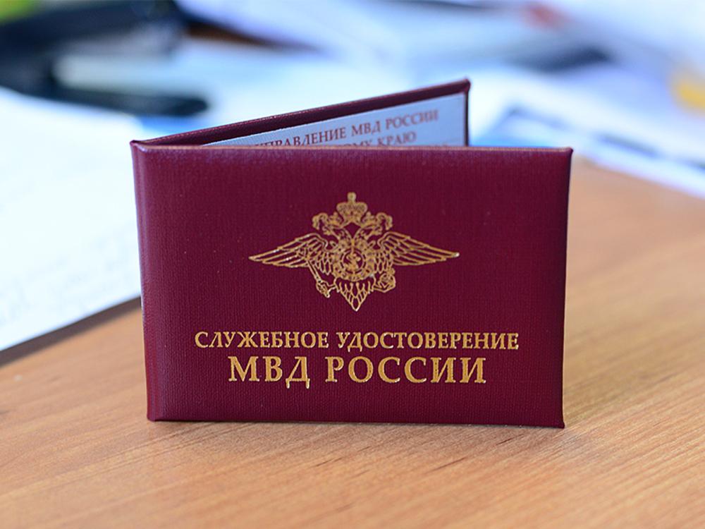 В Курске под суд идет лжеполицейский, обманувший бизнесмена на миллион рублей