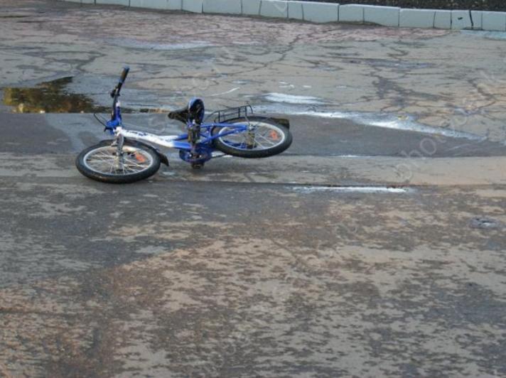ВСаратове шофёр ВАЗ-2114 наехал навосьмилетнего велосипедиста