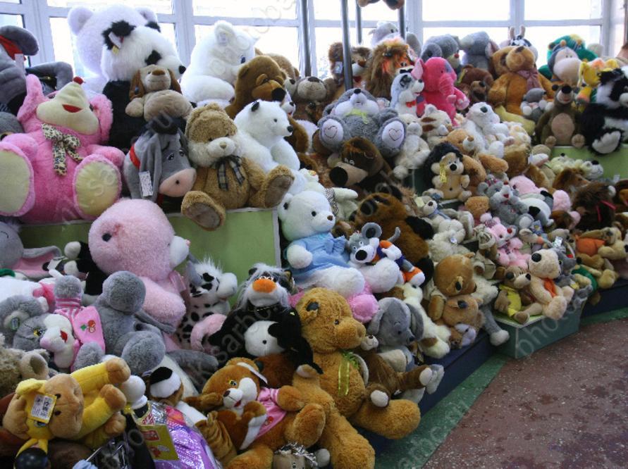 Удолжника арестовали мягкие игрушки иподставки для цветов