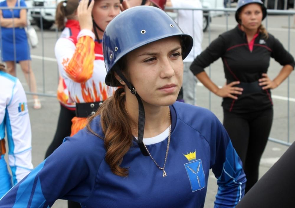 Саратовчанка стала чемпионом мира попожарному спорту