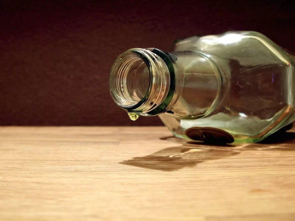 Ототравления спиртом засемь месяцев погибли 169 граждан области