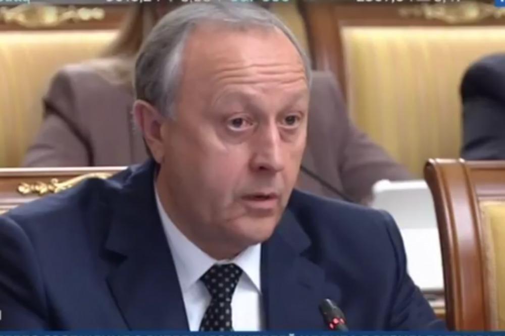 Валерий Радаев поделился сДмитрием Медведевым прогнозом нарекордный урожай
